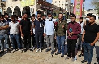 Urfa'da 600 işçinin kapı önüne konulduğu fabrikayı...