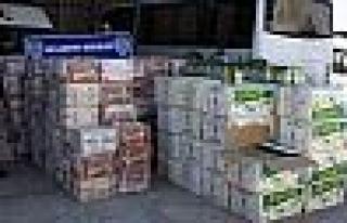 5 Bin 840 Paket Kaçak Sigara İle 795 Kilo Kaçak...