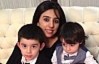 Anneler Günü'nde çocuklarıyla cezaevine girdi
