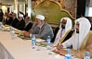 İslam Kongresi sonuç bildirgesi açıklandı