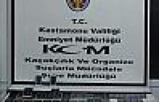Kastamonu'da Gümrük Kaçağı 95 Cep Telefonu...
