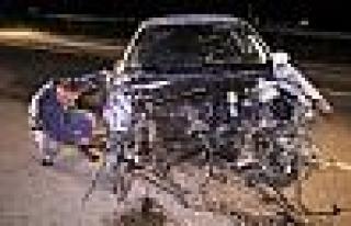 Samsun'da Trafik Kazası: 2'si Ağır 3 Yaralı