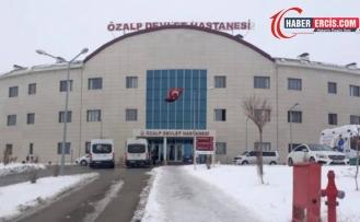 Van'da hastane karantinaya alındı