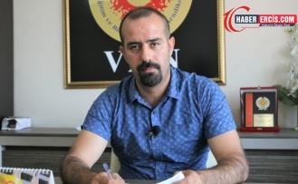Eğitim Sen Van Şube Eşbaşkanı Murat Atabay: 'Okulların açılması virüsü yayar'