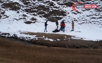 Van'da donarak hayatını kaybeden 3 kişinin cansız bedeni bulundu