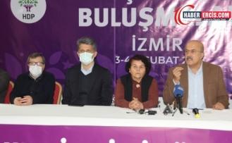 HDP İzmir'de 'İş ve Aş Buluşmaları'nın startını verdi