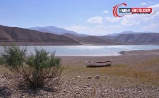 Van ve bölge kentleri de kuraklık sorunuyla karşı karşıya