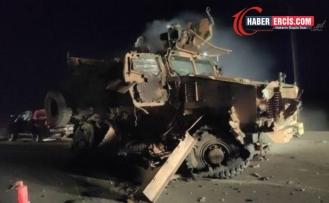 TSK konvoyuna İdlib'de saldırı: Ölü ve yaralılar var