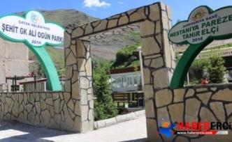 Tahir Elçi Parkı'nın isminin değiştirilmesine tepki: Kayyum kendi hukukunu işliyor
