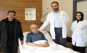 Van'da TAVİ yöntemiyle kalp kapakçığı ameliyatı