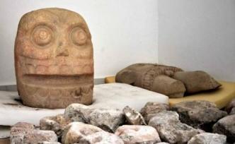 Meksika'da Xipe Totec'e adanan ilk tapınak bulundu