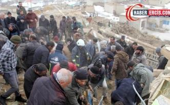 Başkale depreminde hayatını kaybedenlerin sayısı 10'a yükseldi