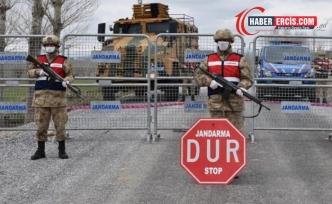 Çaldıran'da bir mahalle karantinaya alındı