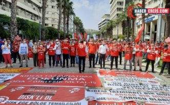 DİSK: Kıdem tazminatı grev sebebimizdir