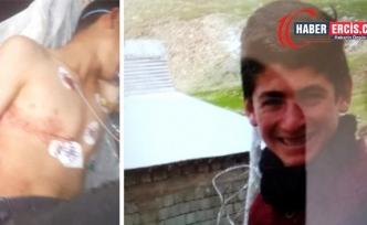 Van'da Askerlerin vurduğu çocuğun durumu kritik