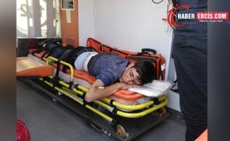 Van İran sınırında askerler Türkiye'ye geçmek isteyen aileye ateş açtı