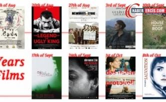 10'ncu Berlin Kürt Film Festivali 1 Ekim'de başlıyor