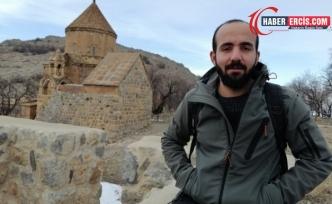 Van'da Tutuklanan gazeteci Uğur: Mesleğin onuru için tüm bedelleri öderiz