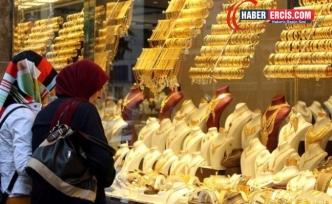 Altının fiyatı yükseldi, satışlar durdu