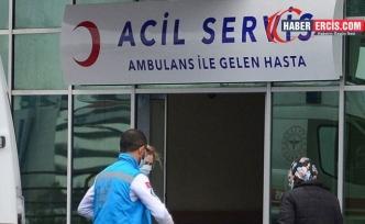 Van'da şüpheli kadın ölümü: 6. kattan düşerek hayatını kaybetti
