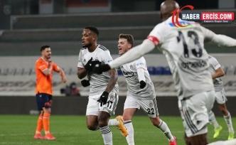Beşiktaş şampiyonluk yolunda ilerliyor: Başakşehir'i 3-2 mağlup etti