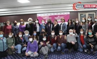 HDP Kadın Meclisi'nden yuvarlak masa toplantısı