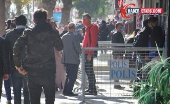 Her türlü eylem ve etkinliğin 5 yıldır yasak olduğu Van'da tepki: Nefes alamıyoruz