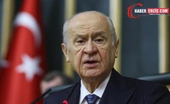 Bahçeli'den seçim barajı açıklaması: Yüzde 7 olarak tescillendi