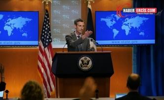Rojava'ya operasyon sinyali veren Erdoğan'a ABD'den cevap