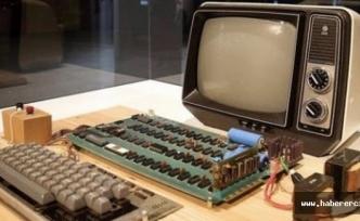 Geri dönüşüme yolladığı bilgisayar 200 bin dolara satıldı