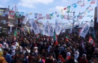 HDP Erciş Mitingi