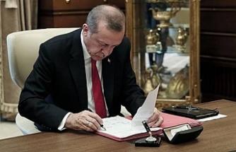 Erdoğan, uyum paketini onayladı