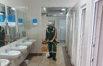 AKP'li belediye cami tuvaletlerinin temizliği için 3 milyon lira harcadı