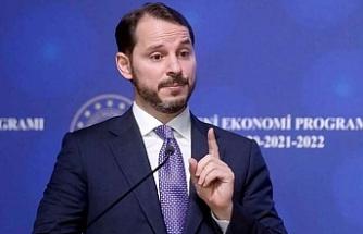 Albayrak'ın 'Ekonomimiz yükseliyor' dediği gün euro 8 TL'yi geçti, altın rekor kırdı