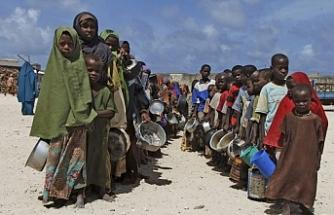Bir milyar insan açlık tehdidi altında