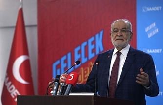 Karamollaoğlu: Anlaşılan padişah sosyal medyaya da göz koydu