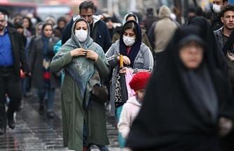 Komşu İran'da Koronavirüsten bir günde 203 ölüm