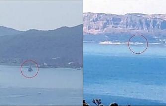 Doğu Akdeniz'de hareketli dakikalar: Türkiye ve Yunanistan hücumbotları karşılıklı demirledi