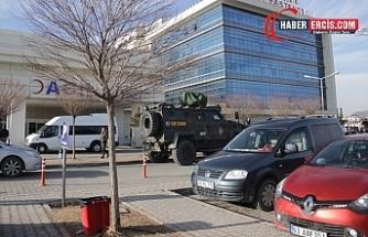 Erciş'te silahlı kavga: 1 ölü, 2 yaralı