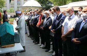 HDP Eş Genel Başkanı Sancar'ın kardeşi defnedildi
