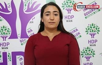 HDP Van önceki dönem İl Eşbaşkanı Yadişen Karabulak  yine tahliye edilmedi