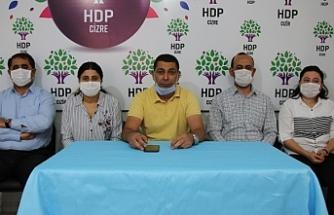 HDP'den 'taciz' iddialarına yanıt: Kirli bir konseptin parçası