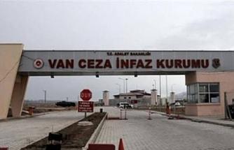 Van F Tipi Cezaevi'nde koronaya yakalanan tutuklu tedavi edilmiyor