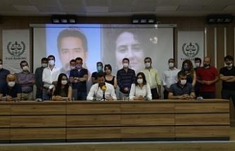 Van'daki avukatlar: Meslektaşlarımızın talebi bir an önce karşılansın