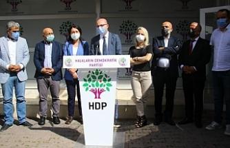 CHP'li Cihaner'den HDP'ye ziyaret: Bu oyunu bozmalıyız