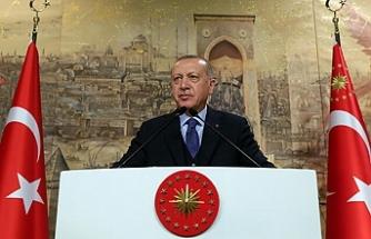 Erdoğan: Doğu Akdeniz için bölgesel bir konferans düzenlensin