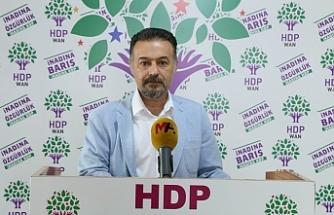 HDP'li Dede: Savcı, operasyondan bir hafta önce Erdoğan ile görüştü