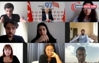Kılıçdaroğlu: Biz ısrarla 'toplanan para ne oldu' diye soruyoruz, gençler bunu pek sormuyorlar
