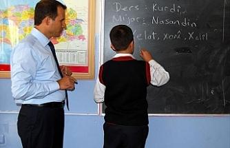 Sadece 1 Kürtçe öğretmen atanması Meclis gündeminde