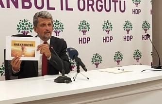 AKP'nin bütçe teklifine karşı 'halkın bütçesi'
